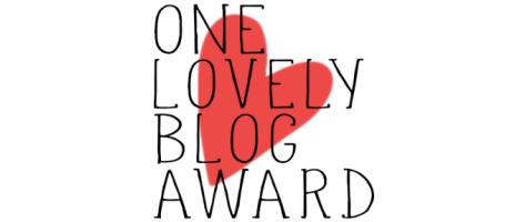 OneLovelyBlogAward1